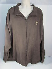 Rare Authentic Adidas T-MAC Tracy McGrady Brown Special Edition Track Jacket NEW