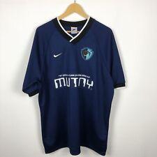 Vintage Tampa Bay Mutiny 90s soccer jersey football shirt Rare Nike size L