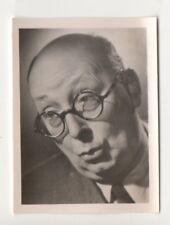 Hermann Pfeiffer 1951 Greiling Film Star Series E Cigarette Card #28