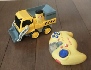 Rokenbok System Loader Dump Truck RC Vehicle, Key, and Controller Tested Working