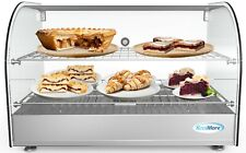 "22"" Commercial Countertop Food Warmer Display Case Merchandiser 1.5 cu.ft."