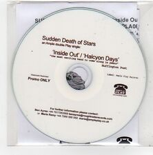 (FN643) Sudden Death Of Stars, Inside Out - 2014 DJ CD