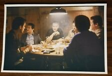 Goodfellas Movie Poster Italian Poker Room Gangster Famous Man Cave Gangster