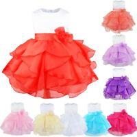 Name it Baby Mädchen Sommerkleid Gr 50-74 Kleid festlich Trägerkleid Blumen