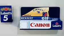 New listing WOW!!!FORMULA 1 F1 WILLIAMS RENAULT FW14B sign Mansell Race Car nose Style