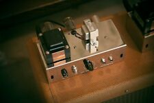 5f1 champ amplifier chassis. Vintage style vacuum tube guitar amp