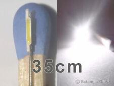 Superdünne LED MICRO PLCC2  010 PUR WEISS +Microlitze 35 cm XL white micro litz
