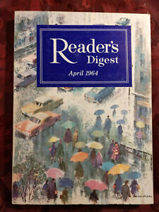 Readers Digest April 1964 Edward Stafford I A R Wylie James H. Winchester