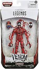 """Marvel Legends Venom Series Carnage Venompool BAF 6"""" Action Figure"""