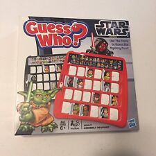 Guess Who? - Star Wars Edition - Hasbro - COMPLETE - Board Game - Nice!