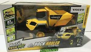 RC Volvo A25hps Construction Hauler Toy Truck Childs Kids Dads Birthday Gift