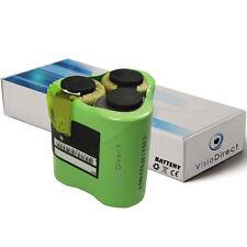 Batterie 3.6V 3000mAh pour AEG Liliput AG1413 - Société Française -