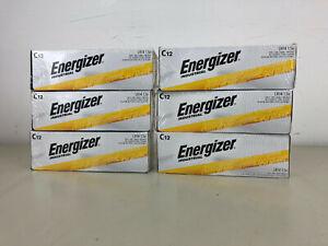 Energizer Industrial Batteries EN93 C size/format; Box of 72 (6x12)