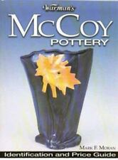 Warmans McCoy Pottery Identification and Price Guide Mark Moran Softcover Color