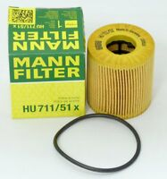 MANN-FILTER HU711/51X Engine Oil Filter