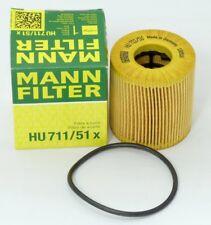 MANN-FILTER HU711/51X Engine Oil Filter