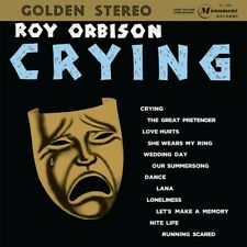 Roy Orbison - Crying VINYL LP APP14007-45