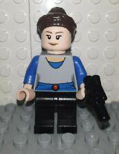Lego Star Wars PADME NABERRIE minifigure #7961 w/Blaster sw0324
