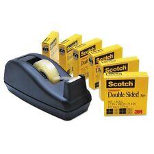 Scotch 665 Double-Sided Tape & C40 Dispenser - 6656PKC40
