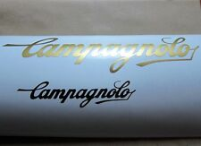 2 big + 4 small Campagnolo Sticker Decals Bicycle