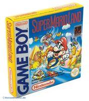 Nintendo GameBoy Classic Super Mario Land 1  / Zustand auswählbar