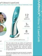 HairMax LaserComb Ultima 12  Brand new item