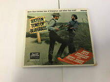 Pete Stanley And Wizz Jones ‎More Than Sixteen Tons Of Bluegrass MINT/EX- CD