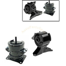 Fits Acura TL CL Engine Motor Mount Set Front 4519 Right 6552 Hydraulic G280