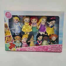 "Disney Princess 7"" Plush Dolls Super Pack 11 Count. Great Gift! Free Ship!"