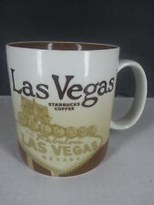 Starbucks 2009 LAS VEGAS City Icon Collector Series Coffee Mug 16oz