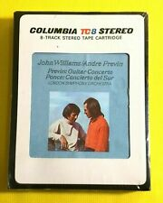 John Williams Andre Previn London Symphony 8Track Quad. SEALED
