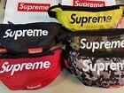 Supreme Box Logo Fanny Shoulder Bag Stud Waist Pack Backpack Messenger Fast US