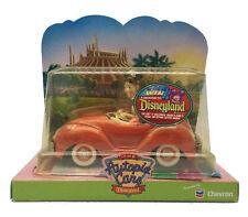 CHEVRON Autopia Cars DISNEYLAND Suzy Orange Car Tomorrowland Mouseketeer Ears