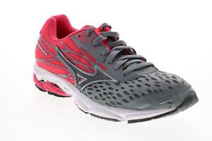 Mizuno Wave Catalyst 2 FCLR731B081 Womens Grey Mesh Athletic Running Shoes 8