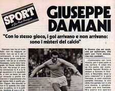 Q32 Clipping-Ritaglio 1981 Giuseppe Damiani Napoli