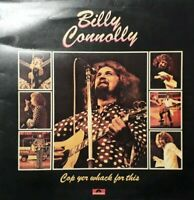 Billy Connolly-Cop Yer Whack For This Vinyl LP.1974 Polydor 2383 310.