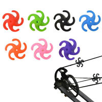27g Archery Stabilizer Bow String Silencer Limb Dampener f// Recurve Compound Bow