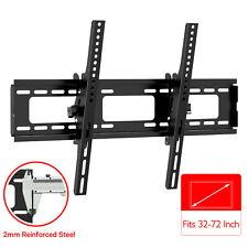 TV Wall Bracket Mount Tilt for 32 37 40 42 46 50 52 55 60 72INCH SONY LG Samsung