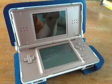 Nintendo DS Lite - Metallic Rose w/ Nerf case