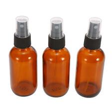 Anself 3p Glass 50ml Spray Bottle Fine Mist Sprayer Essential Oil Container