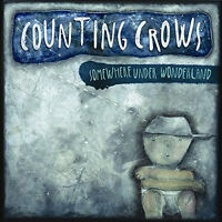 Counting Crows ‎– Somewhere Under Wonderland Vinyl LP Capitol 2014 NEW/SEALED