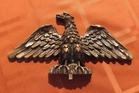 Antique Clock Parts Eagle Finial *TOPPER NOT INCLUDED*- EAGLE ONLY. German Clock