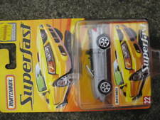 MiB Matchbox Superfast limited edition silver Ford Mustang