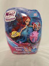 More details for winx club my fairy friend sirenix fairy bloom fairy doll 10