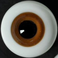 New Brown Iris Glass 10mm Eyes for Joint barbie 1/6 BJD Dollfie