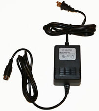 * NEW AC ADAPTER * for Alesis P4 QSR Rackmount 4 PIN DIN
