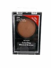 Revlon Colorstay Mineral Bronzer, 050 Deep Bronze...pressed powder