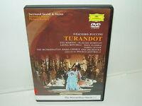 Puccini - Turandot Metropolitan Opera (DVD, DTS, All Regions 2003) Perfect Disc