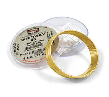 Harris Safety-Silv 45% 1/16 Silver Solder Brazing Alloy 1 Troy Ounce, 76310 4531