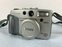 Canon PowerShot G2 4.0 Mega Pixels Digital Camera Needs New Battery